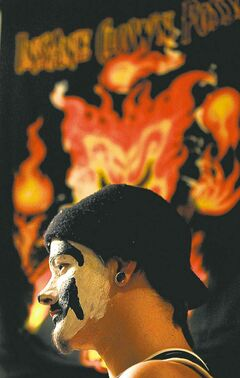 Derek Sprunko from Insane Clown Posse