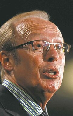 Sam Katz 'No. 1' in popularity at city hall.