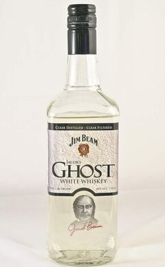 Jacob's Ghost pays homage to its whiskey-making roots.