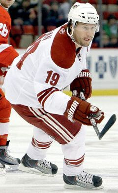 Shane Doan would look pretty good in Jets colours again.