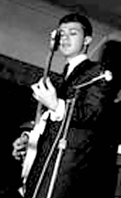 Hawkins was backed by future The Band guitarist Robbie Robertson, whose style was widely emulated.