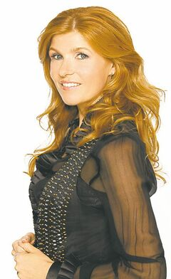 Nashville star Connie Britton.