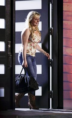 Danielle Alexander is the second houseguest evicted from Big Brother Canada. THE CANADIAN PRESS/ho-Slice-Mark O'Neill