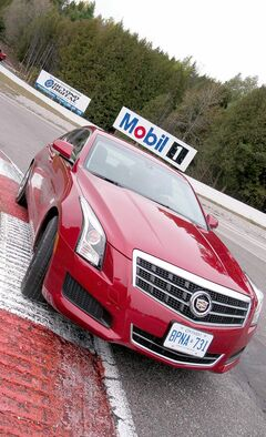 Thanks to a recent high-speed crash at the Canadian Tire Motorsport Park near Toronto, Willy has a newfound respect for the many safety features found on the all-new Cadillac ATS. He has also vowed to slow down.