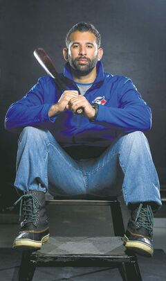 Jose Bautista  All images copyright 2013 David Lipnowski Photography  Web address: www.davidlipnowski.com/365