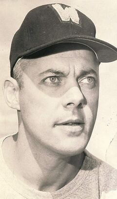 Blue Bombers coach Bud Grant in 1959.