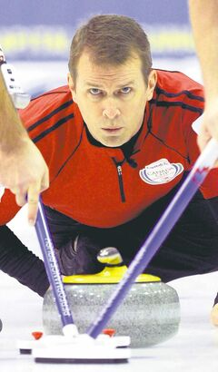 Jeff Stoughton and the 13 other teams  at the Canada Cup will get lots of airplay on TSN.