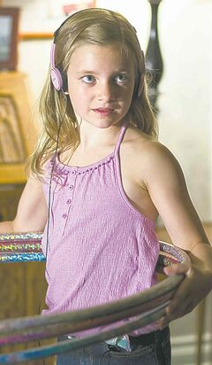 Lane Styles as Cassie.