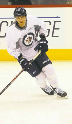 Jets centre Mark Scheifele has shown flashes of brilliance this season. The skills are obviously there, his teammates say: It's a matter of him building his game and eliminating mistakes.