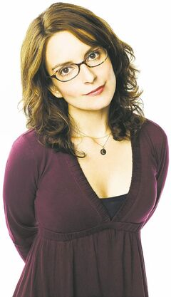 Tina Fey, star of  30 Rock