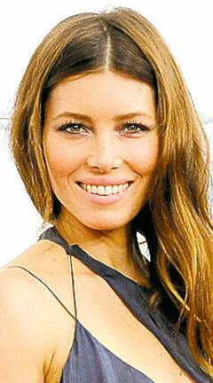 Actress Jessica Biel attends the premiere of