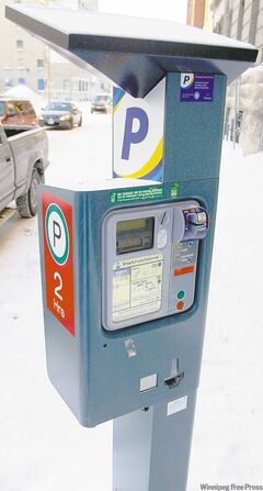 Parking meters will be in effect longer and at higher rates in certain areas.
