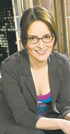 UNDATED -- 30 ROCK: Tina Fey as Liz Lemon   HANDOUT PHOTO: NBC Photo: Mitchell Haaseth        Can be used with Misty Harris (Postmedia News)  LIZ-LEMON.