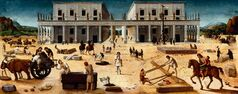 This image provided by the State Art Museum of Florida via The National Gallery of Art shows Piero di Cosimo's