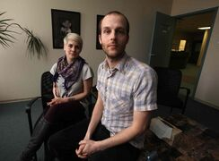Co-directors Jon Benson and Natalia Ilyniak say a program that helps sex offenders reintegrate into society saves prison costs down the line.