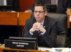 Mayor Brian Bowman praised the creation of a new federal public-transit fund but concedes he doesn't know how much money will come Winnipeg's way