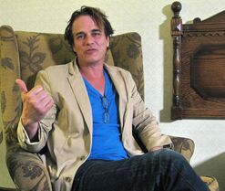 Actor-director Paul Gross plans to film his new movie, Hyena Road, in Manitoba in September.