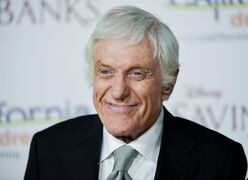 FILE - In this Dec. 9, 2013 file photo, Dick Van Dyke arrives at the U.S. premiere of
