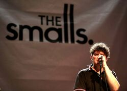 The Smalls perform at the West End Cultural Centre Thursday, October 23, 2014.