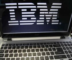 On Monday, IBM's stock tumbled by seven per cent after it unveiled a dismal quarterly earnings report that showed a four per cent drop in revenue — the 10th consecutive quarter of flat or declining sales.