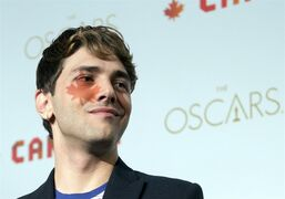 Xavier Dolan, director of the film 'Mommy