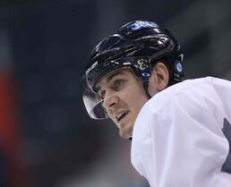 Winnipeg Jets Mark Scheifele