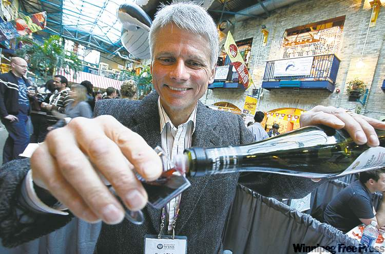 Grant Rigby says sales of his four berry and honey-based wines have never been better.