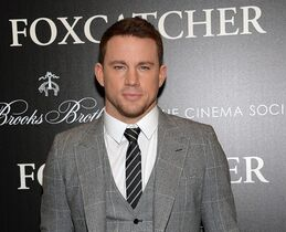 In this Nov. 11, 2014 file photo, actor Channing Tatum attends a special screening of