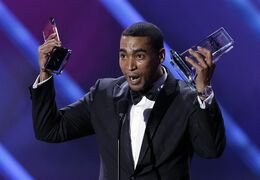 Puerto Rico reggaeton star Don Omar is pictured in Coral Gables, Fla. on April 25, 2013. THE CANADIAN PRESS/AP, Alan Diaz
