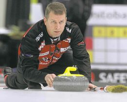 Ten-time provincial champion Jeff Stoughton on what it would take to get him playing again: 'Right now? Nothing... I don't even know what that would be.'