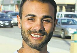 A gay man named Hamed from Iran.