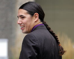 Robert-Falcon Ouellette is the iconic outsider, a U of M administrator with multiple degrees, 18-years military service and no real ties to any political party.