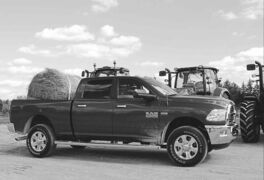 Derek McNaughton / Postmedia Network inc.The Ram 2500 was the only 2014 vehicle to make the list, tied for 10th with the 2015 Toyota Tundra.