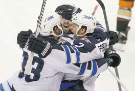 The Winnipeg Jets face the Anaheim Ducks tonight in Game 3 of their Western Conference First Round series