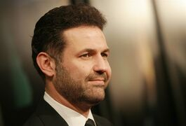 This Dec. 10, 2007 photo shows author Khaled Hosseini in New York. THE CANADIAN PRESS/AP, Evan Agostini
