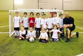 The Seven Oaks mini-soccer team coached by columnist Troy Westwood made sure that fun was its No. 1 priority.