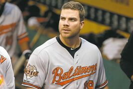 Gene J. Puskar / the associated press filesBaltimore Orioles slugger Chris Davis was suspended 25 games without pay for using Adderall, an amphetamine that can sharpen hand-eye co-ordination and cut reaction time.