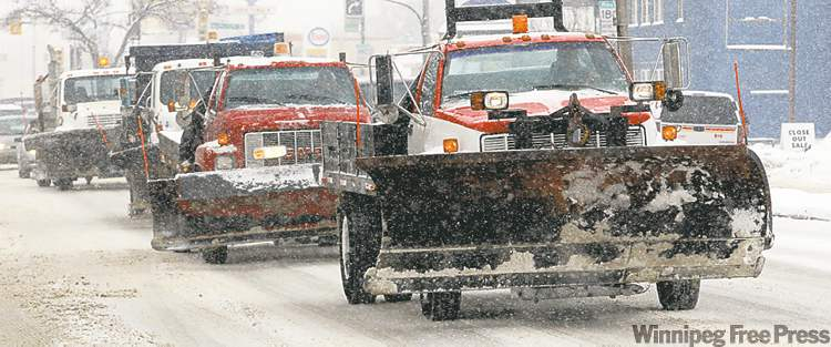 Soaring snow-clearing costs are straining the city's budget, controller warns.