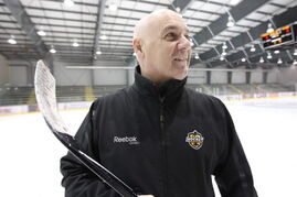 Peter Woods, executive director of Hockey Manitoba