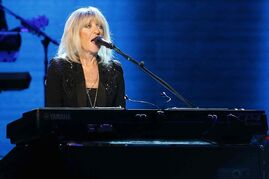Fleetwood Mac performs at MTS Centre in Winnipeg.