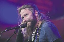 Troy Sanders of Mastodon.