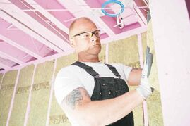 This Earth Day Mike Holmes reminds homeowners that proper construction, such as improving the building envelope with better insulation products, helps save energy, money and the environment. 