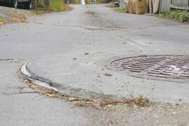 Voters in St. James want new councillor Scott Gillingham to address infrastructure issues such as back lane drainage.