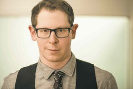 Ari Weinberg is the new artistic director of Winnipeg Jewish Theatre.