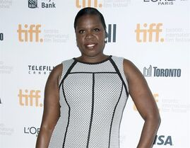 FILE - In this Sept. 6, 2014 file photo, actress Leslie Jones poses at the
