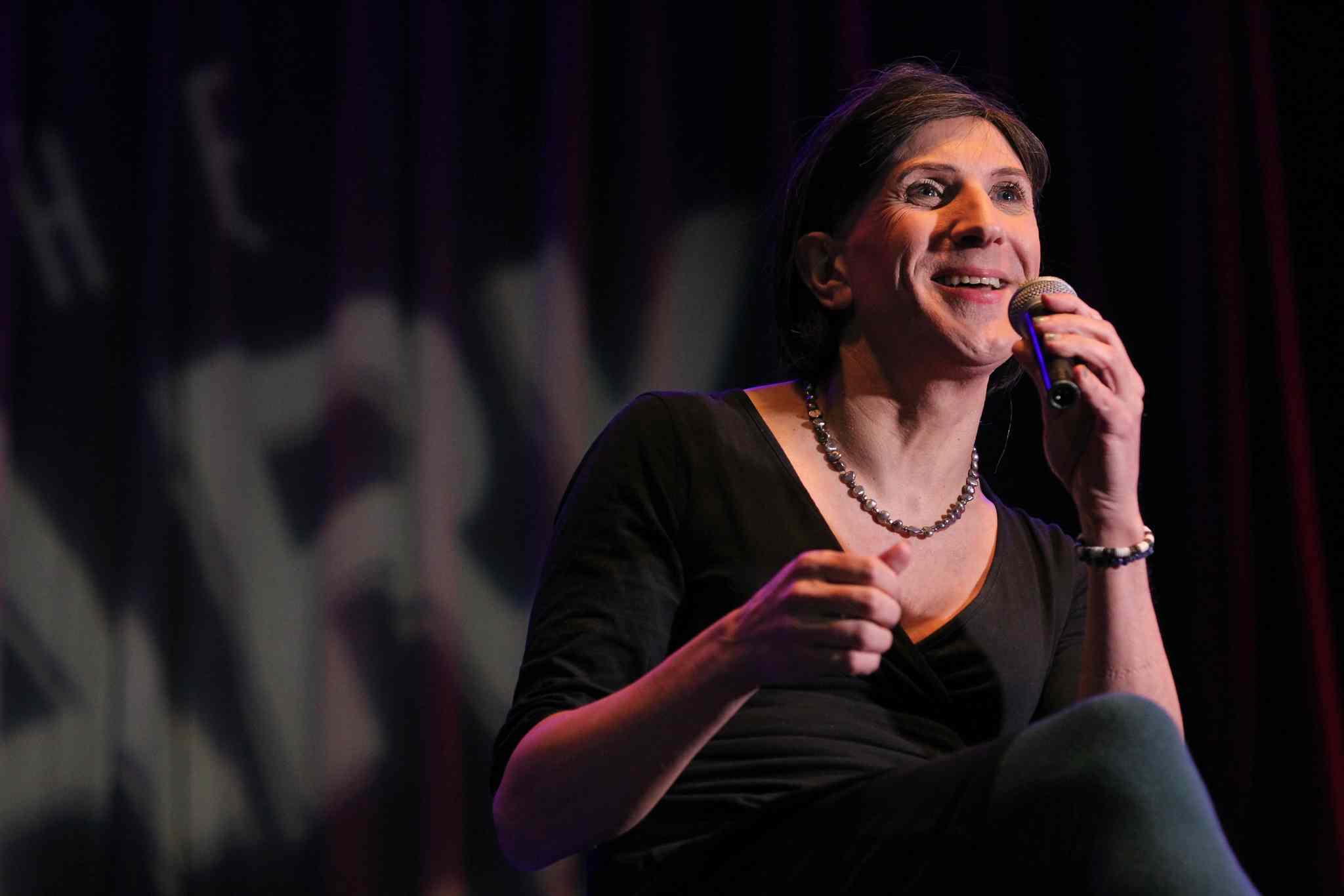 Comedian Lara Rae will perform at the all-female Empow(HER)ment comedy show at the Park Theatre this weekend.