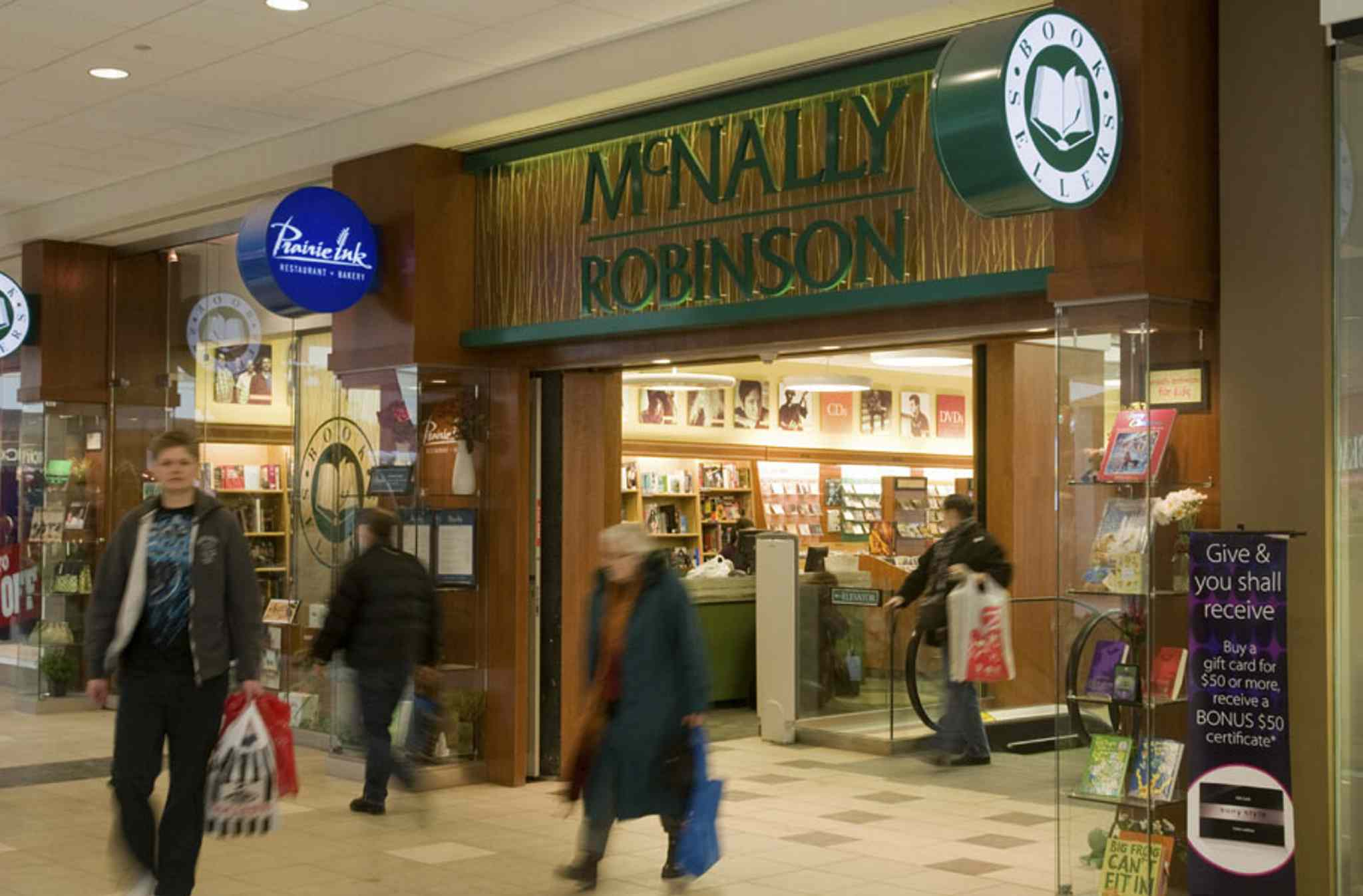 McNally Robinson couldn't escape the economic downturn, having to close its Polo Park location and Toronto store.