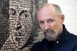Actor Colm Feore is shown during an interview with The Canadian Press in Toronto on Friday, May 16, 2014. King Lear