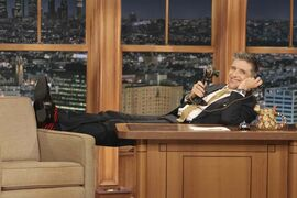 The Late Late Show with Craig Ferguson didn't fit the mould of most late-night talk shows.