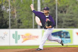 Ethan Hollingsworth was a well-oiled machine Tuesday, hurling a complete-game shutout.